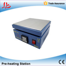 LY 2020 Preheater Pre-heating station, 220V/110V 850W hot plate reballing oven(China)