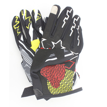 2016 fashion full finger KTM motorcycle cycling gloves with red and bull design motocross gloves men The global hot sales