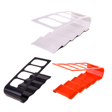 4 Cell Plastic TV DVD Remote Control Stand Holder Mobile Phone Organizer Storage Rack Home Storage & Organization