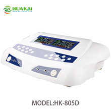 Good Service The Best Ion Cleanse Machine Detox Foot Spa Device With Dual Far Infrared Belt And Dual Lcd Screen HK-805D(China)