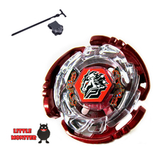 1pcs Beyblade Metal Fusion 4D set ASTRO-SPEGASIS 105RF kids game toys children Christmas gift with Launcher