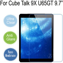 For Cube Talk 9X U65GT Soft Nano Explosion-proof Screen Protector For Cube 9X Protective Film (Not Tempered Glass)(China)