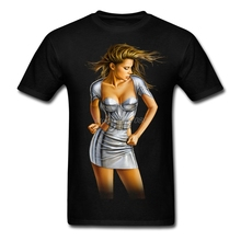 Crew Neck For Man Clothing Summer Male Sensual Lady 315 Tee Natural Cotton 3d Printed Custom Shirts