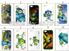 hot! New design Mike Wazowski and Sulley  hard  case  back cover for iphone4 4th 10pcs/lot