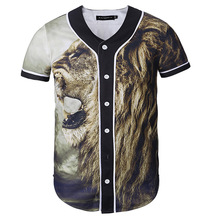 3d Baseball Sports Basketball Jersey Double Sided 2017 M-3xl Kits High Quality Reversible Suit Shirt Custom Uniform Wear Summer