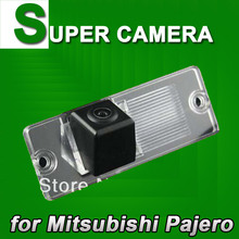For Sony CCD Mitsubishi Pajero Zinger Southeast Lingyue Car Autoradio Rear View Parking CAM Camera Back Up Reverse Kit  for GPS