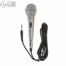 XINGMA AK-319 Dynamic Microphone Professional Wired Handheld Karaoke Microphone studio For Singing system Party KTV Amplifier(China)