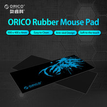 ORICO Mouse Pad Large Gaming Mouse Pad Locking Edge Mouse Keyboards Mat Waterproof Anti-skid Mousepad for CSGO Dota 2 LOL(China)