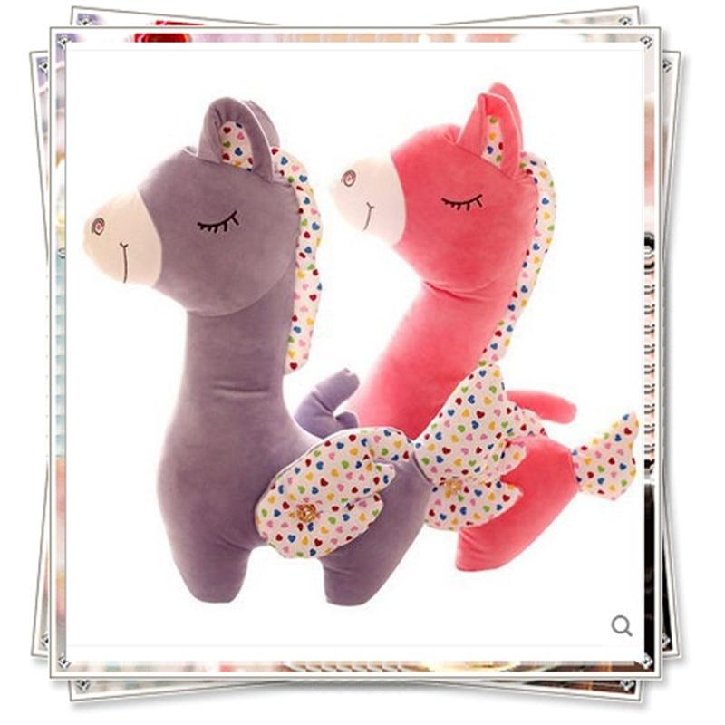 Horse baby Minion doll plush toys minions  stuffed animals graduation gift sponge bob pokemon children toys  birthday gift  <br><br>Aliexpress