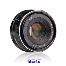 Meike MK-C-35-1.7 35mm f1.7 Large Aperture Manual Focus lens for Canon APS-C M1/ M2/ M3(China)