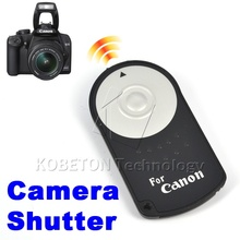 RC-6 IR Infrared Wireless Camera Remote Control Shutter Release For Canon EOS SLR 5D Mark 2 3 5D2/7D 7D2/550D/500D/60D/600D/6D