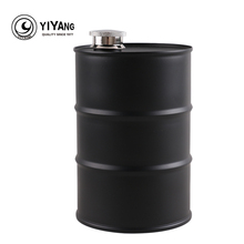 Personalized Stainless Steel 25oz OilTank Hip Flask Outdoor Oil Drum Rum Flasks Whisky Wine Pot Vodka Alcohol Wine Bottle Flagon(China)