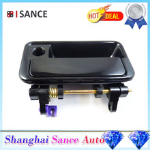 ISANCE Exterior Outside Door Handle Front Left  Driver Side 82820-60B02 30005972 For Suzuki Swift 1989 1990 1991 1992 1993 1994