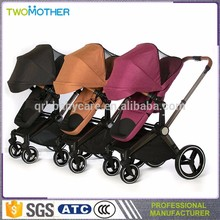 China baby stroller manufacturer/baby stroller 2 in 1 2017 with low price(China)