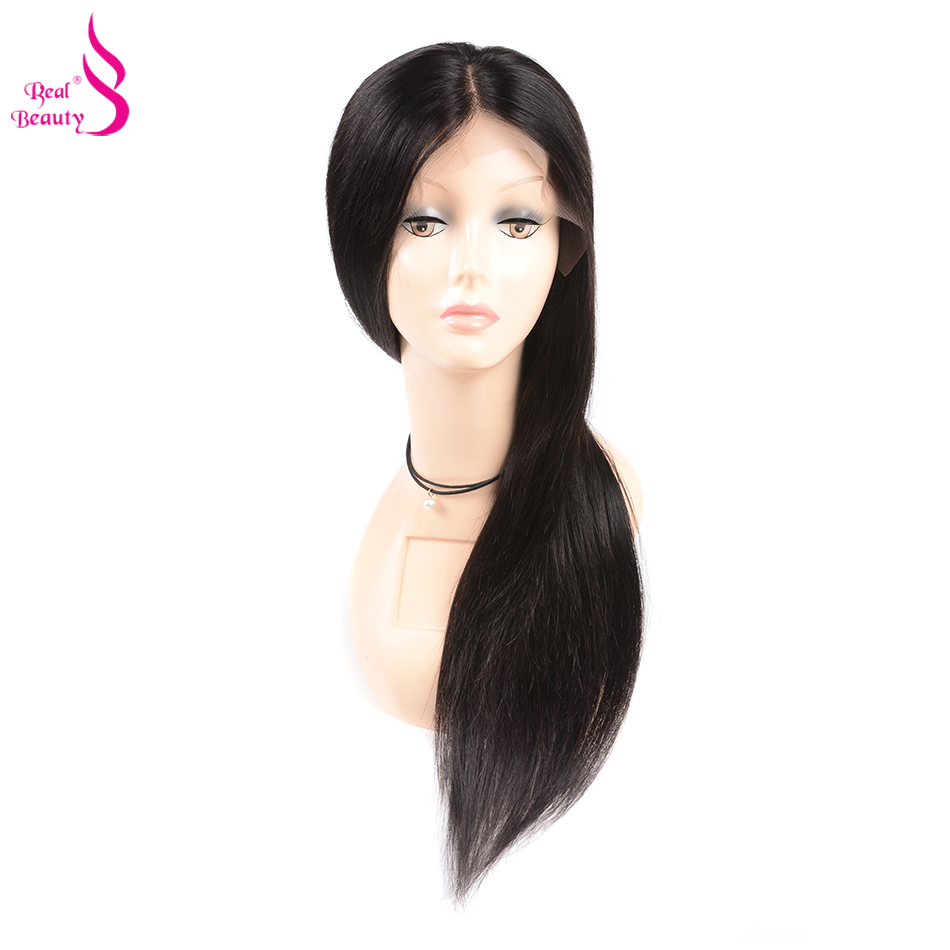 Straight Lace Front Wig Pre Plucked With Baby Hair 180% Density Lace Front Human Hair Wigs Honey Remy Real Beauty Hair (12)