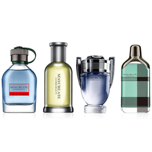 4Pcs/1Set Men Perfume Lasting Fragrance Mini Bottle Portable Perfume Brand For Men Perfume Women Female Perfume(China)