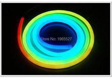 Good quality RGB LED Neon Light Flex flexible strip 5050 smd RGB color,60leds/m; Waterproof IP68; AC220V input
