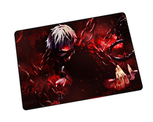 Tokyo Ghoul mouse pad best krieg design gaming mousepad notbook computer mouse pad gear mousepads large mat mouse keyboard pad