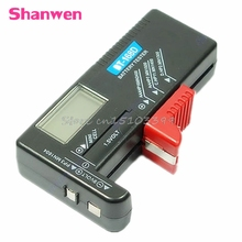Digital Battery Tester Checker for  1.5V and AA AAA Cell drop shipping #G205M# Best Quality