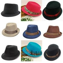 2017 Jazz Toddler Kids Baby Boy Girl Cap Cool Photography Fedora Hats