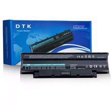 Dtk 9Cells 7800MAH Laptop Battery for Dell Inspiron 3420 3520 15r 17r 14r 13r N5110 N5010 N4110 N4010 N7110 N3010