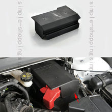 Car Interior Battery ABS Dust Proof Cover For Ford Fusion Mondeo 2013-2015