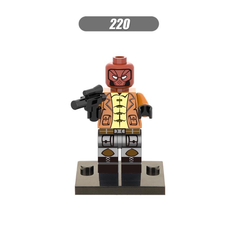 XH220-Red Hood