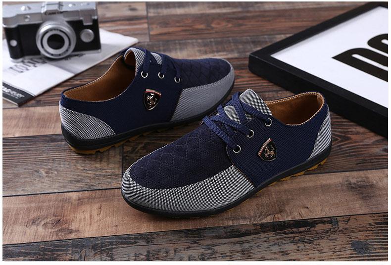 18 Fashion Canvas Shoes Men Casual Shoes Summer Breathable Yellow Comfortbale Espadrilles Sneakers Men Flats Shoes Big Size 10