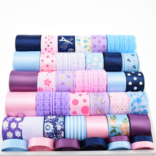 High Quality 39Design Mix Ribbon Set For Diy Handmade Gift Craft Packing Hair Accessories Materials Wedding Ribbon Free Shipping