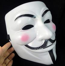 NEW Anonymous Revenge V Mask Guy Fawkes Costume Cosplay Mask