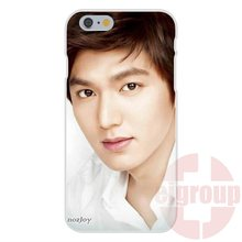 For iPhone 4S 5S SE 6S 7S Plus For Galaxy A3 A5 J3 J5 J7 S4 S5 S6 S7 2016 Soft TPU Silicon Coque 2016 lee min ho