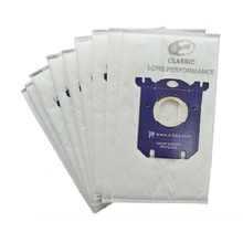 10Pcs Dust Bag Vacuum Cleaner bag For Philips Electrolux FC8202 FC8204 FC9087 FC9088 HR8354 HR8360 HR8378 HR8426 HR8514
