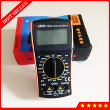 VC830L Mini Pocket Digital Avometer AVO meter with 1999 Counts Manual Range 10A 600V Multimeter Specifications(China)