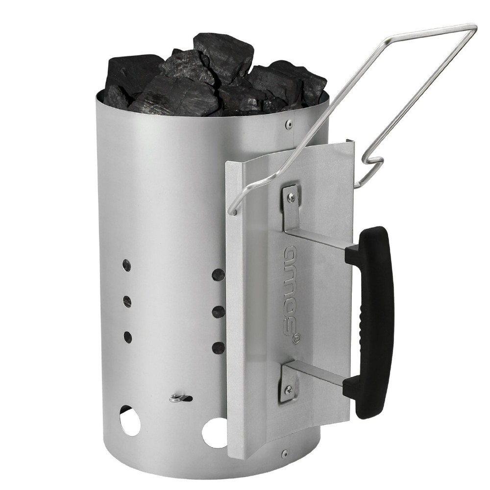 Kamado-Grill-Accessories-Charcoal-Chimney-Starter (1)