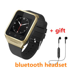 S8 Smart Watch Android4.4 CAM 512MB+4GB GPS WiFi MP4 FM Phone watch Record Wristwatch pk GT08 U8 x01 FOR Android/IOS clock(China)