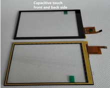 Capacitive touch panel For No RTP New product Supply CTP for 4.3 inch