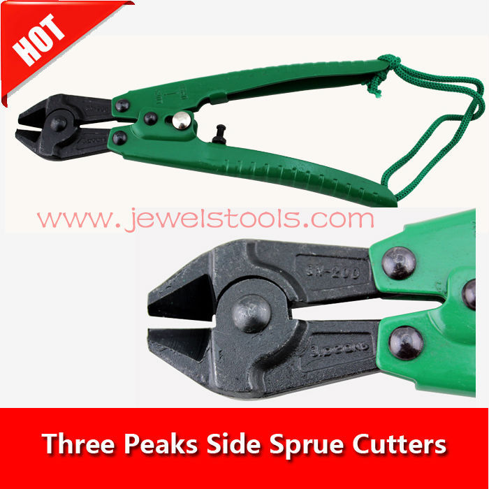 Free Shipping Three Peaks Side Sprue Cutters,Jewelry Making Japan Cutters,stainless steel Repair Tools,230mm long<br><br>Aliexpress