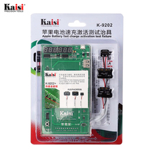 Kaisi 16 in 1 Battery Fast Charge Activation Test Fixture For Apple iPhone  iPad 3 4 Mini Air3 4 Circuit Current Testing Cable