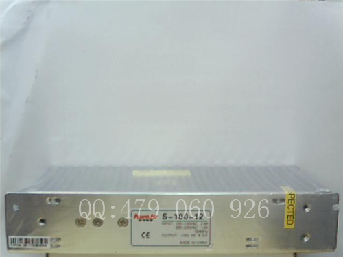 [ZOB] Heng Wei 12V8.5A S-100-12 switching power supply  --3PCS/LOT<br>