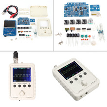 Disassembled Parts Signal Digitally Analyser Oscilloscope of Upgraded Digital Storage Oscilloscope Kit