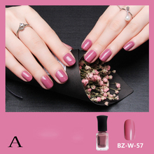 Best Deal New Fashion 2 Colors 6ml Popular Beauty Nail Red Series Nail Art Polish Professional 1pc