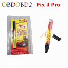 1Pro Car Paint Repair Pen Clear Scratch Painting Defect Remover Pen Simoniz Clear Coat Applicator For All Car Free Shipping(China)