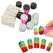 Stampers with Sponges As 1 Set Nail Art Salon Dcorations Tool   Chic Design 5GR1