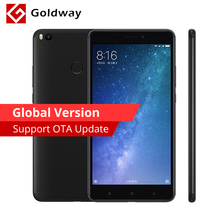 "Global Version Original Xiaomi Mi Max 2 Max2 Mobile Phone 4GB RAM 64GB 6.44"" Snapdragon 625 Octa Core 12MP 5300mAh Fingerprint"