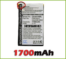iPOD / MP3 / PMP Battery  Fit iRiver H110, H120, H140, H320, H340 battery 1700mAh new