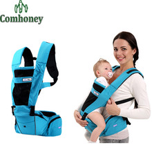 Ergonomic Baby Carrier Infant Backpack Baby Hipseat Ring Sling Child Carrier For Baby Care Toddler Kangaroo Newborn Suspenders