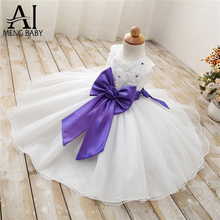 Infant Snow White Costume For Girl Wedding Party Tulle Fluffy Children Christmas Dresses Kids Wear Tutu Teenage Girl Clothes 12T