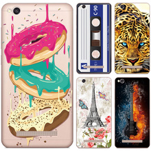 Buy Case Xiaomi Redmi 4A Cover Soft TPU Silicone Colored Painting Xiaomi Redmi 4A 5.0 inch Case Redmi Cases 4 Phone Funda for $1.45 in AliExpress store