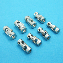 RC Boat Metal Cardan Joint Gimbal Couplings Universal Joint for 2.3*3mm/4*3mm/4*3.175mm/4*4mm/4*5mm/5*3mm/5*4mm/5*5mm/5*6/6*6mm