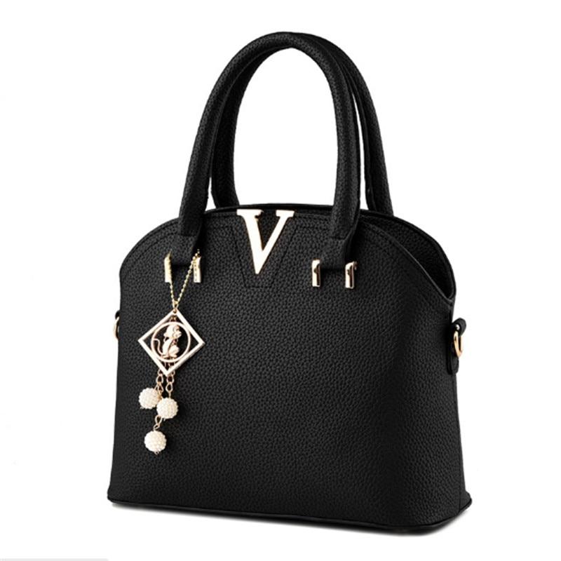 The new han edition fashion circle Pure color handbag Single shoulder bag ladies handbags big handbags<br><br>Aliexpress